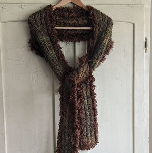 Handmade Knitted Shrug/scarf
